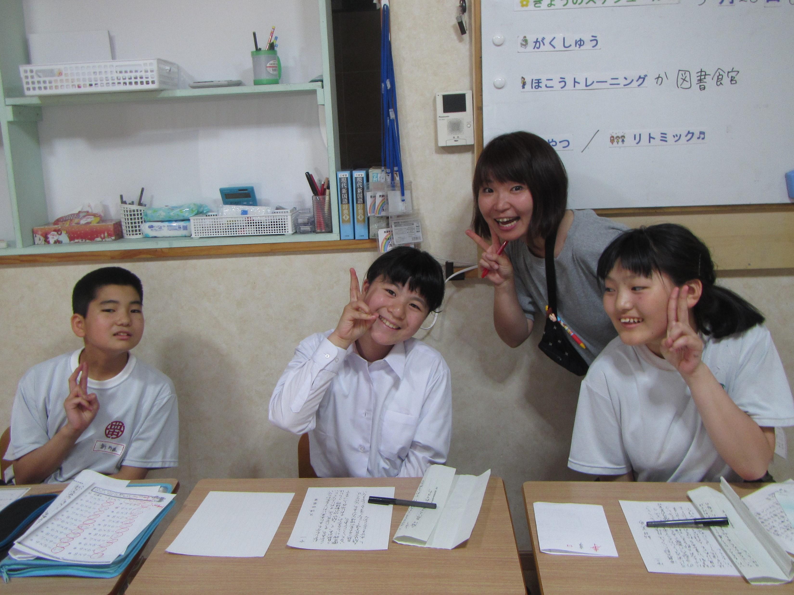 今日はリトミック 久しぶりの先生にみんな感激♡♡♡