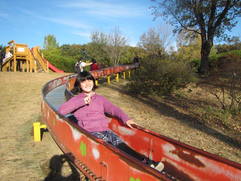 秋の群馬フラワーパーク アスレで楽しみました。