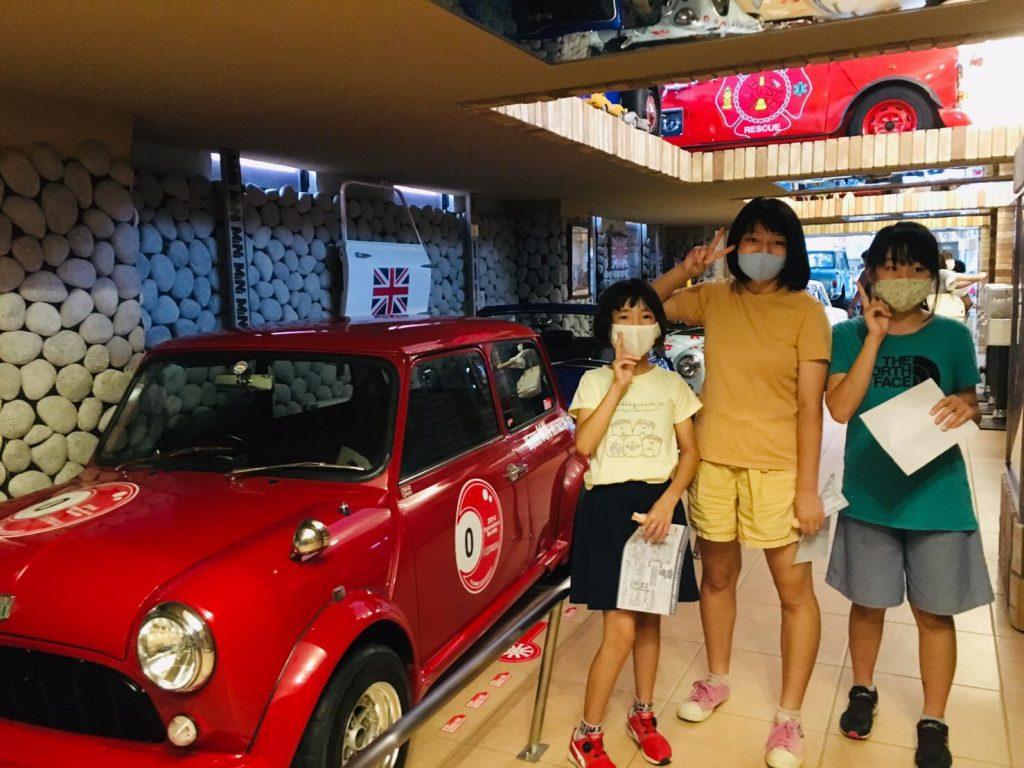 伊香保散歩 おもちゃ博物館、私達の知らない昔の自動車がたくさん。