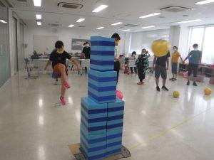 七夕パーティー ゲーム・キッキングスナイパー